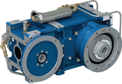 Young Powertech Extruder Gearbox