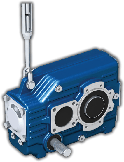 Young Powertech Shaft Mounted Gearbox